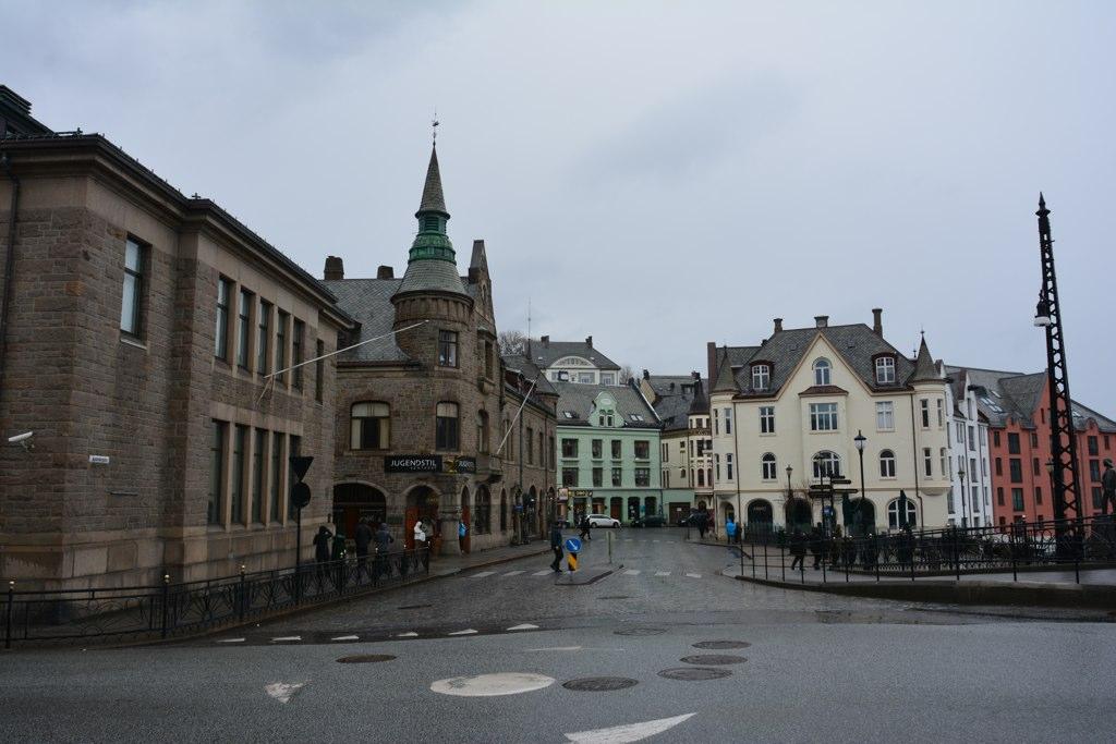 Jugendstilstadt Ålesund