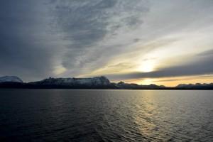 Ein vielversprechender Sonnenaufgang