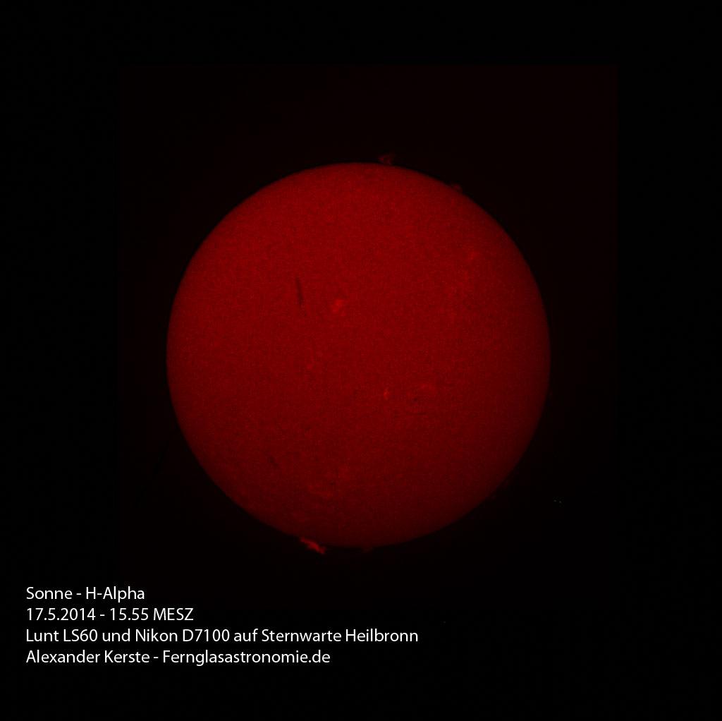 Sonne-H-Alpha-2014-Mai-17