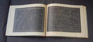 Faksimile des neuesten Himmels-Atlas von 1799