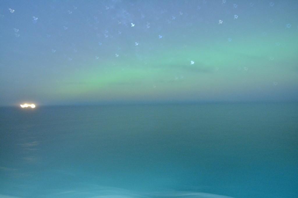 Ein Hauch von Polarlicht