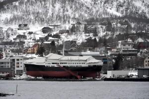 Die alte Finnmarken aus ungewohnter Perspektive.