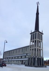 Sightseeing in Bodø geht schnell.