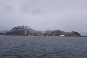 Kurs auf Nordkapp