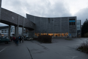 Das Hurtigrutenmuseum in Stokmarknes