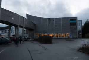 Das Hurtigrutenmuseum in Stokmarknes