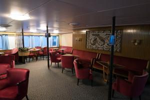 An Bord der alten Finnmarken