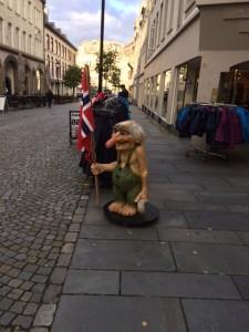 Der Troll vom Souvenirshop