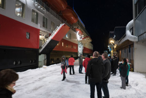 Panik in Brønnøysund