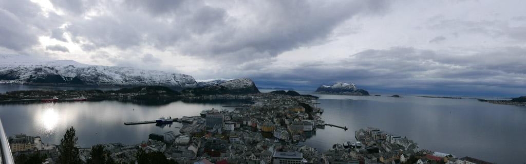 Ålesund-Panorame