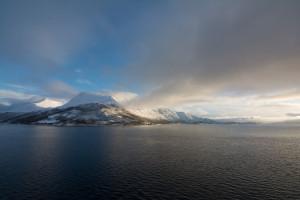 Kurs auf Tromsø