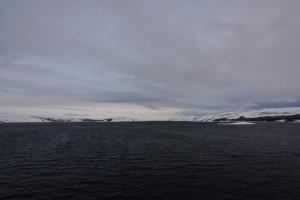 Im Hafen von Kirkenes