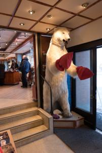 Die Eisbärenstadt