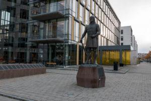 Denkmal für Leif Erikson