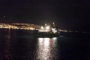Die MS Spitsbergen