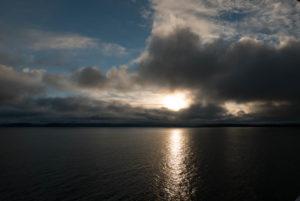 Vielversprechendes Wetter bei Magerøya