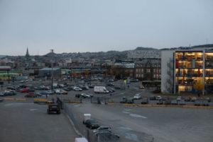 Trondheim aus der richtigen Perspektive