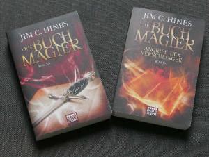 Jim C. Hines: Die Buchmagier
