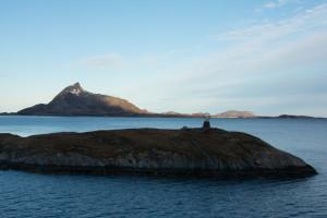 Viking-Insel und Hestmannen