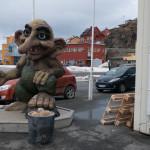 Der Troll vom Souvenir-Shop