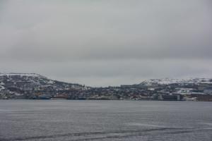Kurs auf Kirkenes