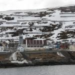 Die Kirche von Hammerfest