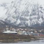 Stokmarknes mit Hurtigrutenmuseum