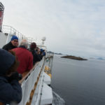 Warten auf die Polarkreiskugel