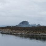 Der Berg mit Loch...