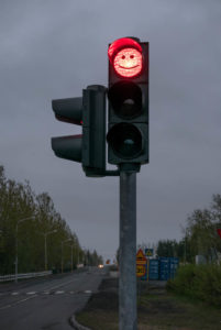 Ampelsmiley