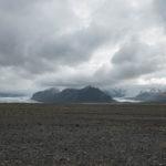 Erste Gletscher