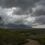 Den Gletscher Skaftafellsjökull besuchen wir diesmal nicht