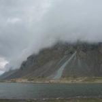 Die Küste bei Hvalnes
