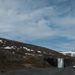 Der Gufufoss bei Seyðisfjörður
