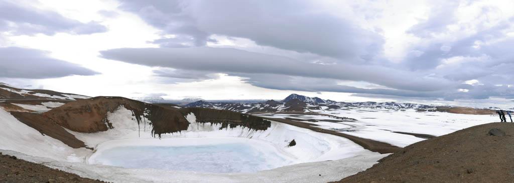 Der Viti-Krater