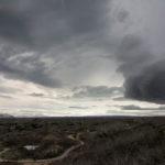 Dunkle Wolken über Dimmuborgir