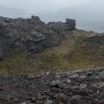 Blick in den Saxhóll-Krater