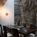 Restaurant im Landnahmezentrum