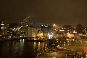 Bye, bye, Bergen