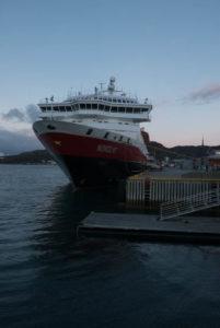 Die Nordlys in Bodø