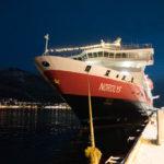 Die Nordlys in Tromsø