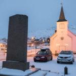 Die Kirche von Honnungsvåg