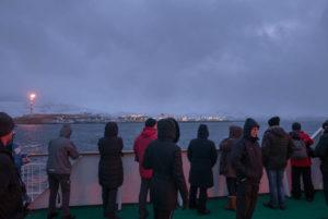 Besuch bei Melkøya