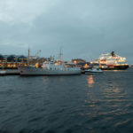 Gamle Mårøy und Finnmarken