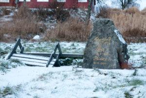 Der Königsstein in Risøyhamn