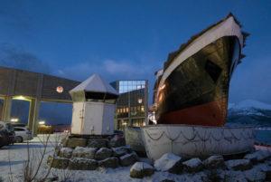 Finnmarken in Stokmarknes