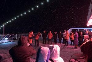 Märchenstunde am Trollfjord