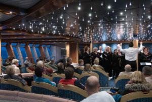 Der Helgeland Kammerkor gibt sich die Ehre