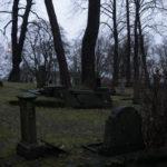 Friedhof hinter dem Nidaros-Dom