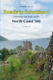 Cover Roadtrip Schottland